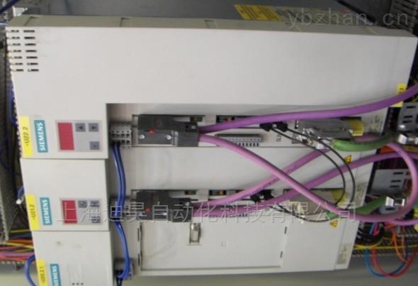 控制器西門子6SE70開機報警F046維修