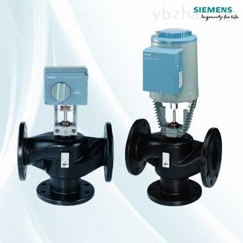 VVF53.250-630K西門子智能電動控制閥