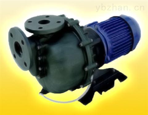 可耐空转型同轴自吸式耐酸碱泵浦HD系列