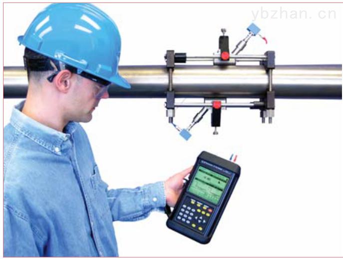 GE PT878GC夾裝式超聲波氣體流量計