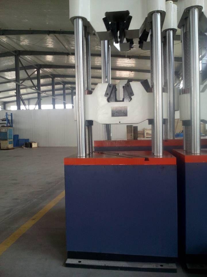 WAW-1000B-从明起,做100吨伺服液压万能试验机死忠粉