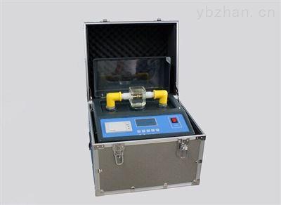 便捷式绝缘油介电强度测试仪