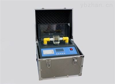 80KV 绝缘油介电强度标准油杯测试仪