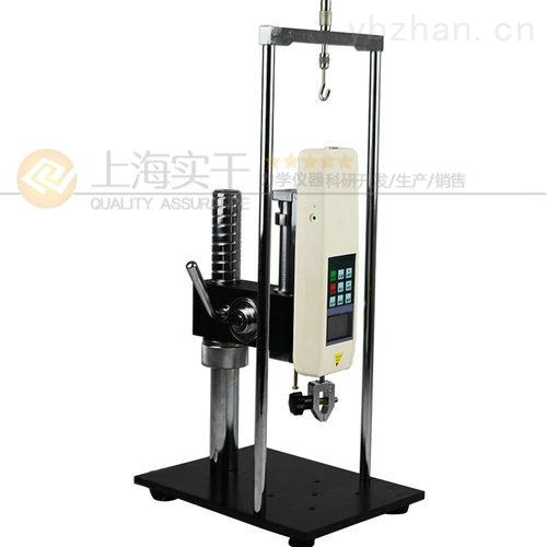 电子手动拉压实验机0-1000N上海厂家