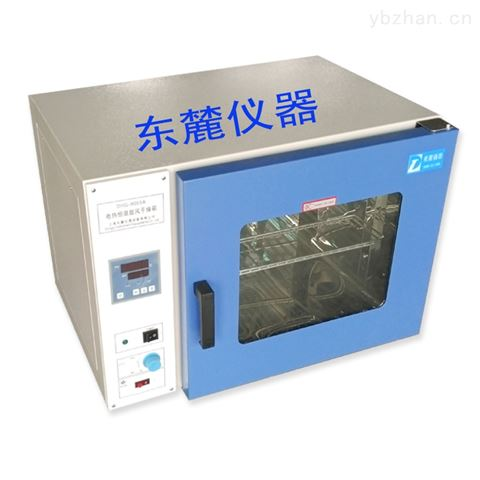 鼓風干燥箱梯度升溫雙傳感器性能
