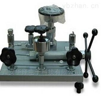 YS-60活塞式壓力計