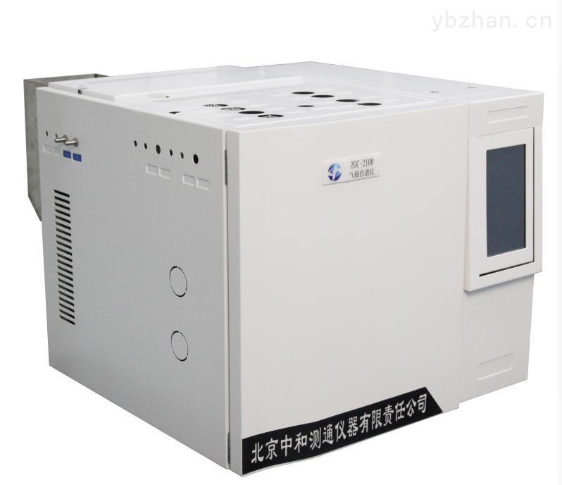 北京中和测通气相色谱仪