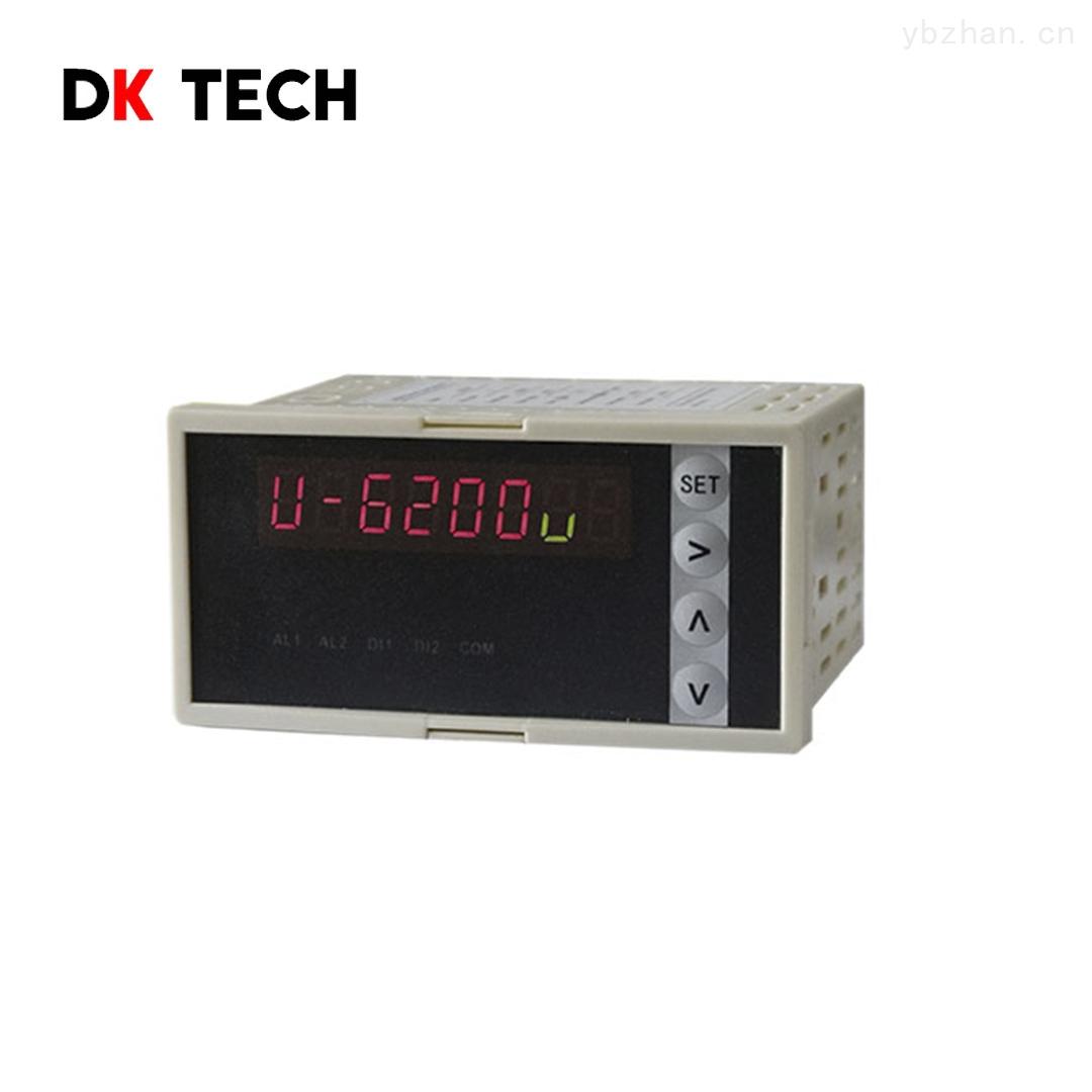 DK6200-DK62H8A單相交流多功能電壓電流功率表