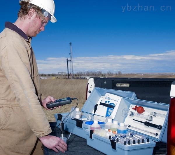 哈希DREL1900 便携式水质检测箱