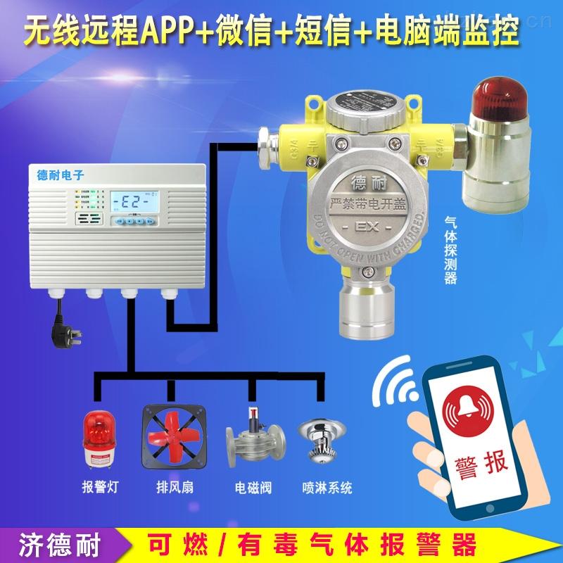 焦化厂焦炉煤气气体报警仪,防爆型可燃气体探测器