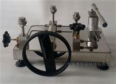 SD101台式手动气压源
