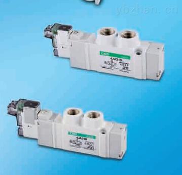 日本CKD直动式2位3通电磁阀使用说明