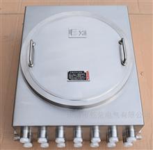 BJX51带密封电缆接头不锈钢防爆接线箱