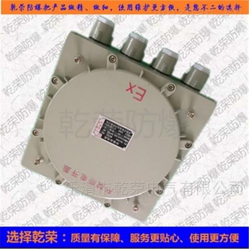 BJX8030系列防爆防腐接线箱
