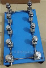 多输出口气压连接台
