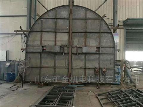 斜井防爆门(煤矿回风井口)和利隆MFBX