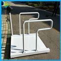 Q235碳鋼材質SCS-300kg老人輪椅稱重電子秤