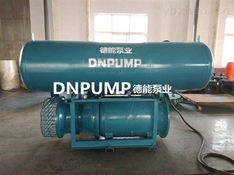 下吸式潜水轴流泵价格 寿命长