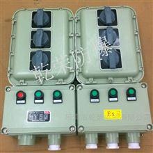 BXM控制电机防爆配电箱厂家