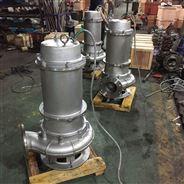 整体304不锈钢全铜潜水排污泵