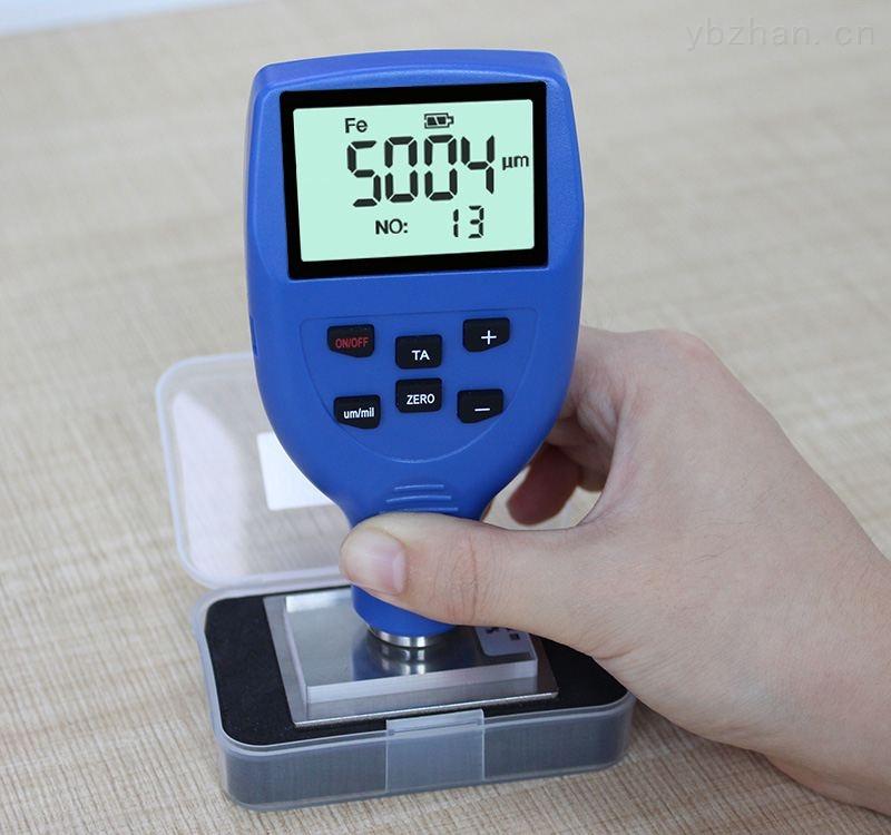 DR5000S-防腐层测厚仪正确使用方法 操作简单数显