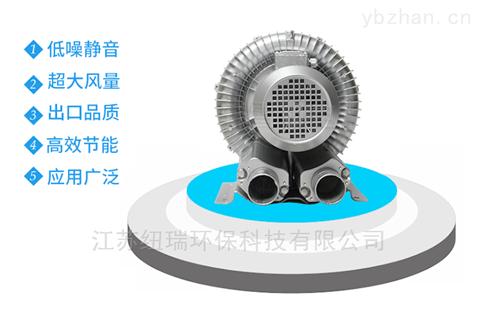 純凈水灌裝機專用側風道風機