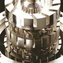 硬质酸钙管线式三级乳化机