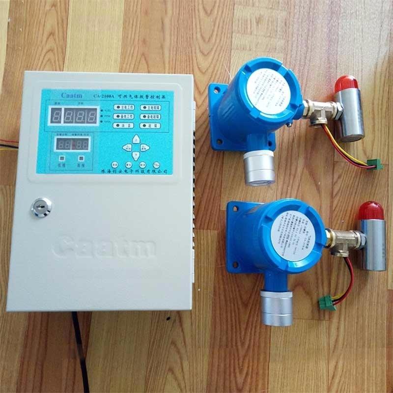 職工餐廳液化氣報警器 液化氣泄漏報警裝置CA-2100A
