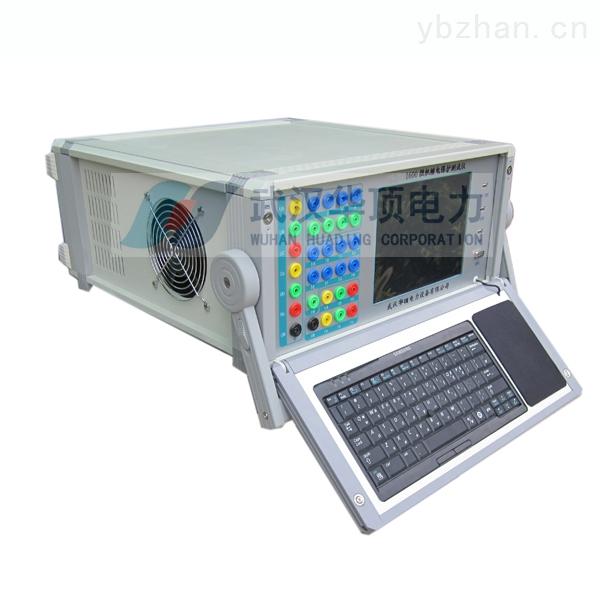 酒泉市六相微机继电保护测试仪型号