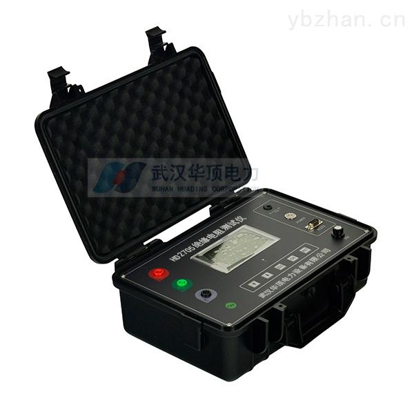 南京市绝缘电阻测试仪型号