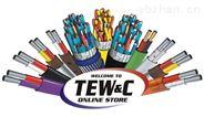 美國TE Wire  Cable熱電偶溫度線補償線