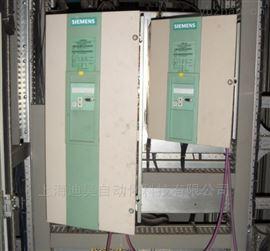 西门子6RA70装置显示报警A019维修