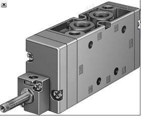 MN1H-5/2-D-1-FR-S-C经销德费斯托电磁阀