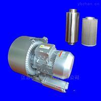 RH-420-2  2.2KW雙葉輪旋渦氣泵功能特點