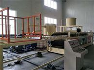 硅质板设备又名EPS渗透设备生产线