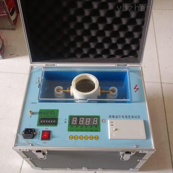 江苏供应绝缘油介电强度测试仪