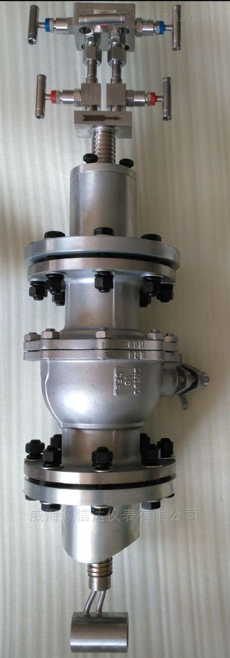 CXDVZ-口徑-一體化V型錐節流裝置