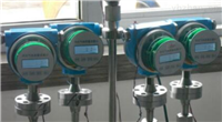 DN100插入式熱式氣體質量流量計