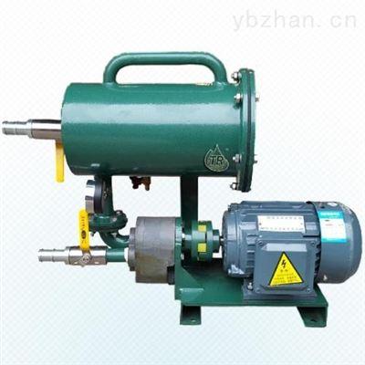 高压低噪手提式滤油机