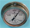 不銹鋼耐震軸向壓力表