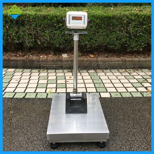 臺面尺寸300mmx400mmTCS-60千克臺式電子秤