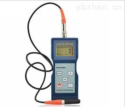 蘭泰CM8820涂層測厚儀/油漆測厚儀/鍍鋅層測厚儀 鐵基磁性測厚儀