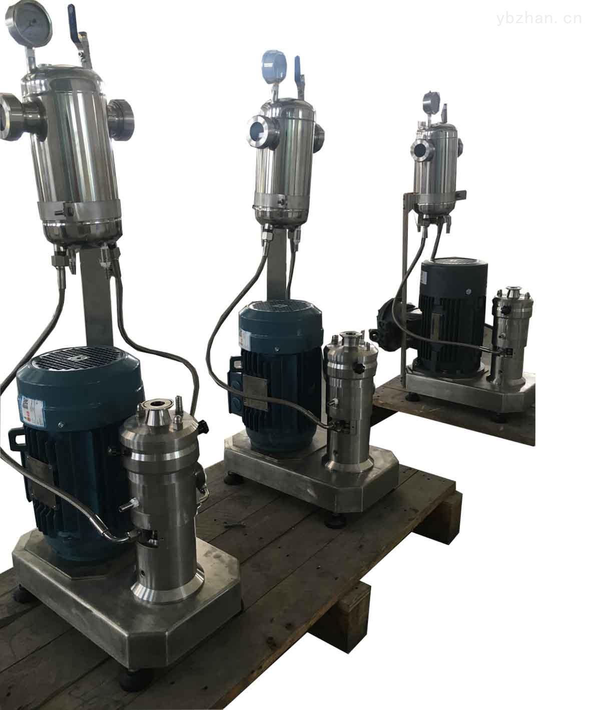 KES2000-KES2000均质乳化分散机