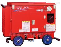 APE系列發動機驅動壓縮機MEIJIAIR明治機械