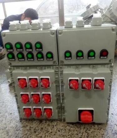 7寸触摸屏防爆配电箱