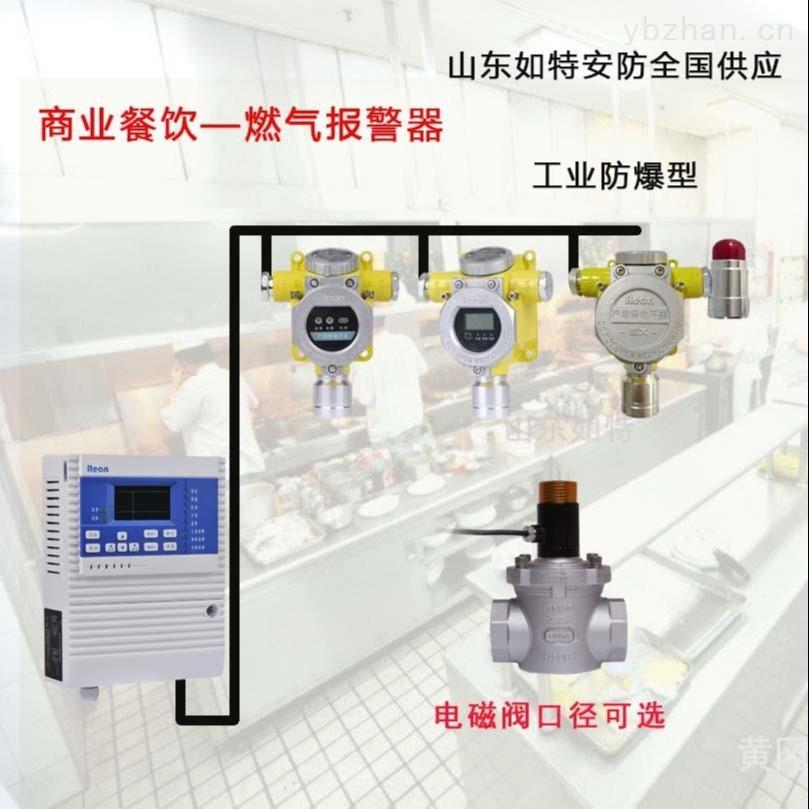 酒精浓度检测报警器 壁挂式酒精可燃气体报警器