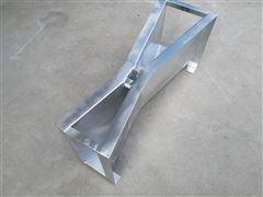 B=25标准不锈钢巴歇尔槽选型安装