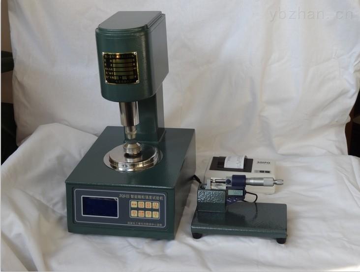 智能颗粒强度试验机