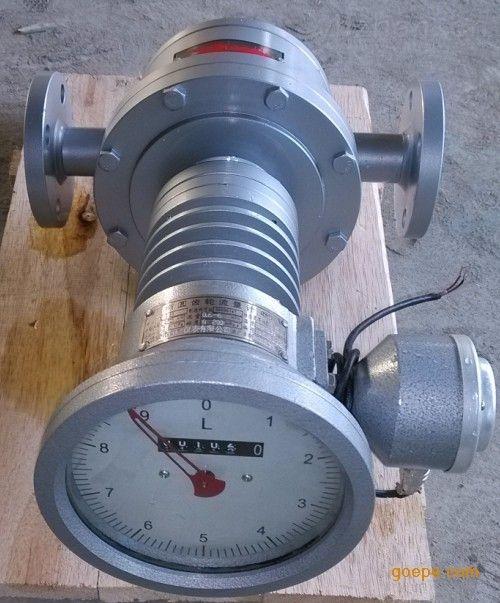 DC-LC-高粘度油品排量式椭圆齿轮流量計