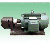 卧式齿轮泵装置